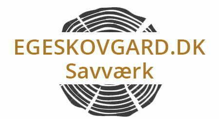 Egeskovgaard savværk